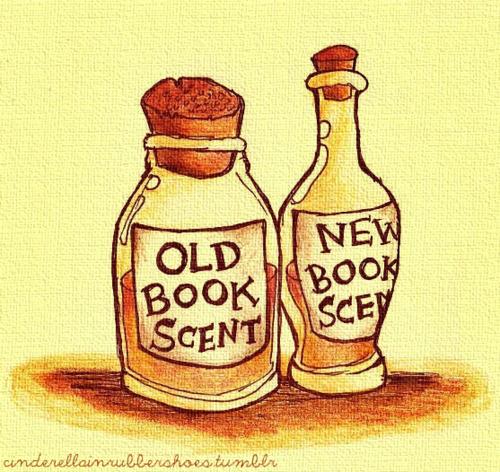 ¿Sueñan los lectores con el olor de los libros?